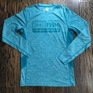 NEW! Under Armour UA Fish Hunter Shirt [UPF 30+]